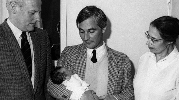 Bert deed eerste IVF-behandeling in Nederland