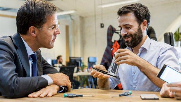 Crowdfunders steken 1 miljoen in 'nog eerlijker' Fairphone