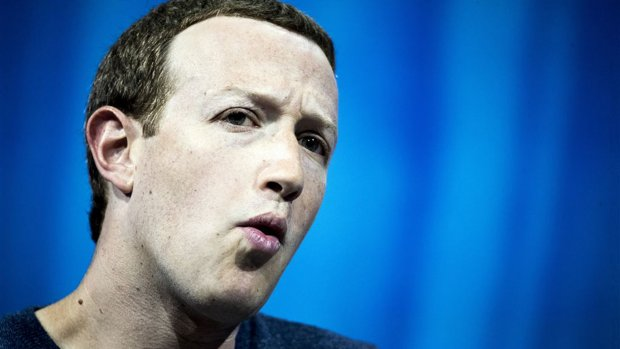 Zuckerberg verliest 15 miljard door koersval Facebook