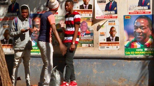 Zimbabwe is klaar om te stemmen