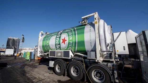 Heineken verkoopt meer bier en verhoogt de verwachtingen