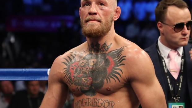 Modehuis McGregor in de ring tegen vechtsporter Conor McGregor