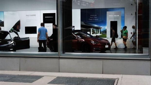 Grootste verlies Tesla ooit, toch positief vooruitzicht