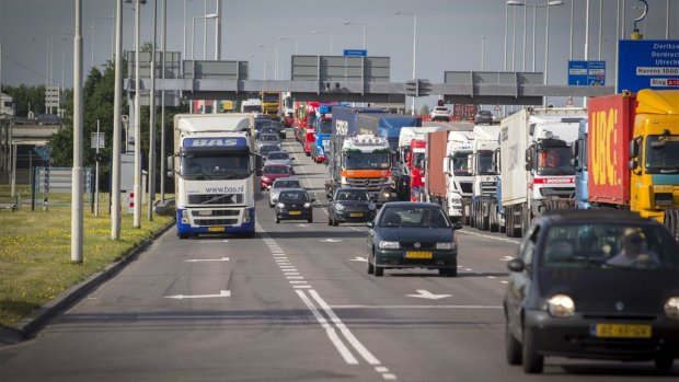 Haven Rotterdam simuleert brexit: 'Gevolgen zijn sowieso slecht'