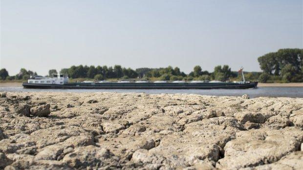 Nog nooit zo droog in Nederland: problemen houden aan