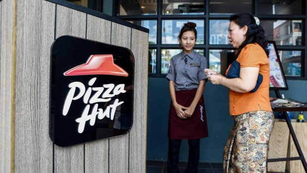 Pizza Hut zorgenkindje bij Yum Brands