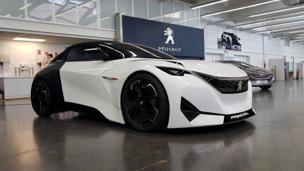 Exclusief: op bezoek bij het Peugeot Design Lab