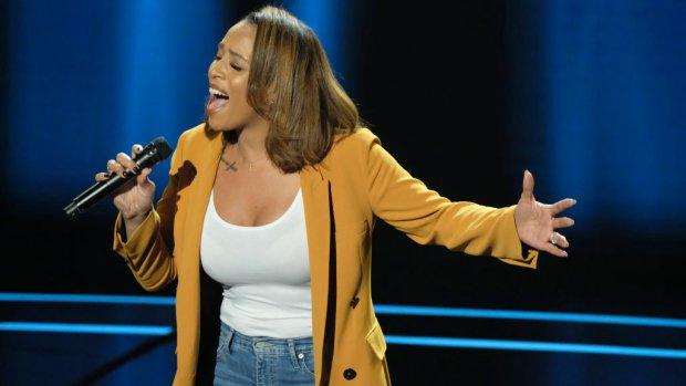 Miljoenen voor Glennis Grace als ze America's Got Talent wint