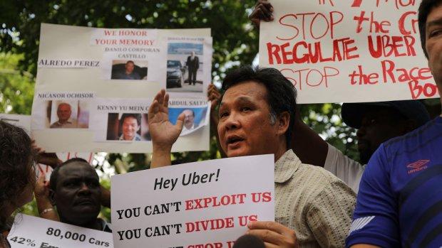 New York legt Uber aan banden: geen nieuwe taxi's meer