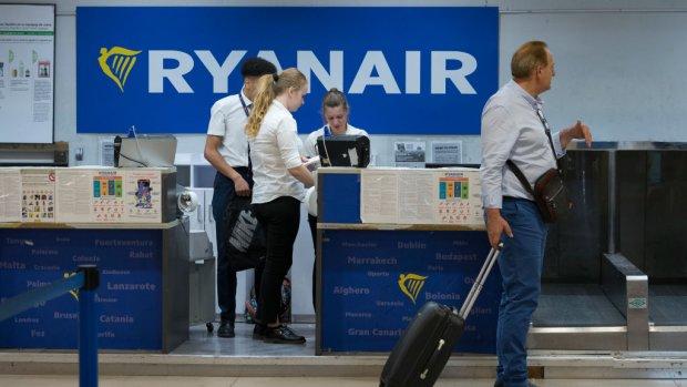 Pilotenvakbond daagt Ryanair voor rechter vanwege stakingsbrekers