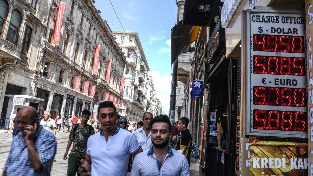 'Rampzalige val' Turkse lira: dit is er aan de hand