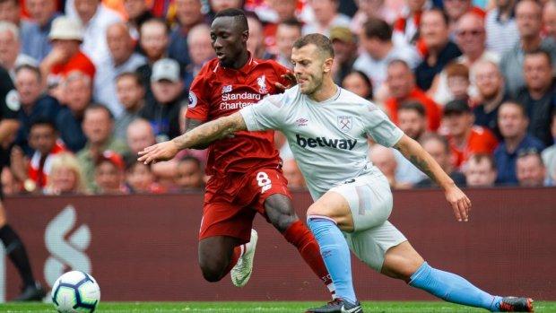 Sterke competitiestart voor Liverpool