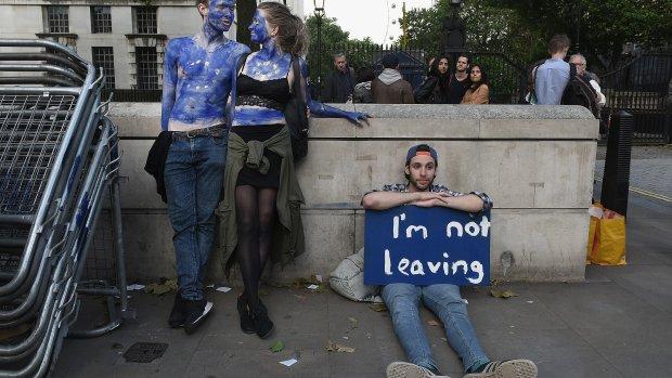 'Meerderheid Britten zou nu tegen een brexit stemmen'