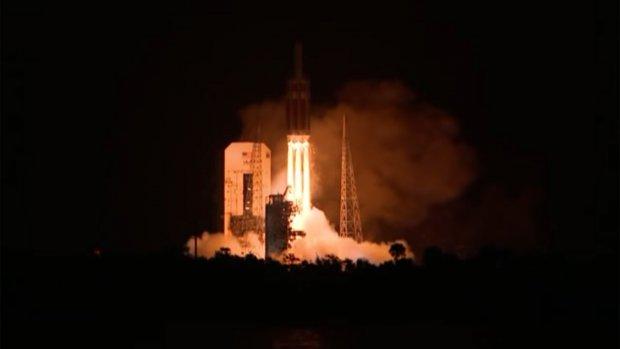 Missie naar de zon: NASA-sonde Parker gelanceerd