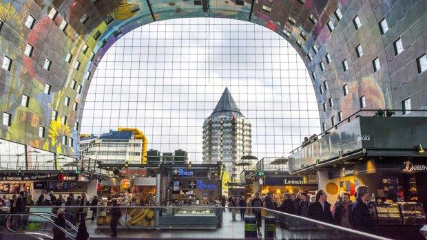Rotterdam in trek bij toeristen: 'Wij bieden iets anders'