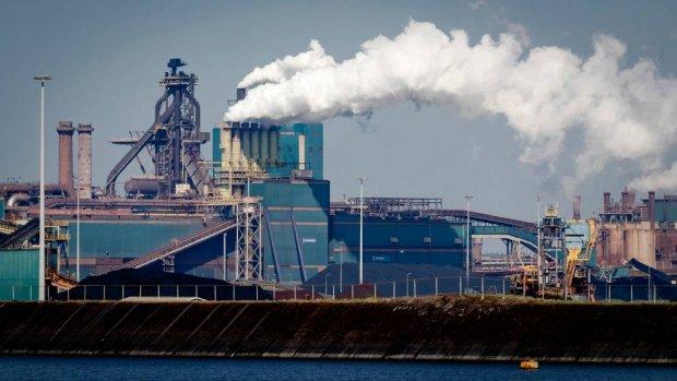 Tata Steel profiteert van aantrekkende vraag