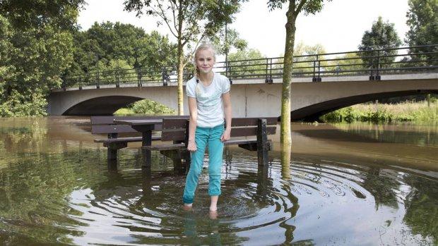 Meer geld kwijt aan waterschapsbelasting door extreem weer