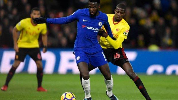 AC Milan haalt Bakayoko van Chelsea