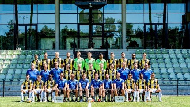 Vitesse met fitte groep naar Zwitserland