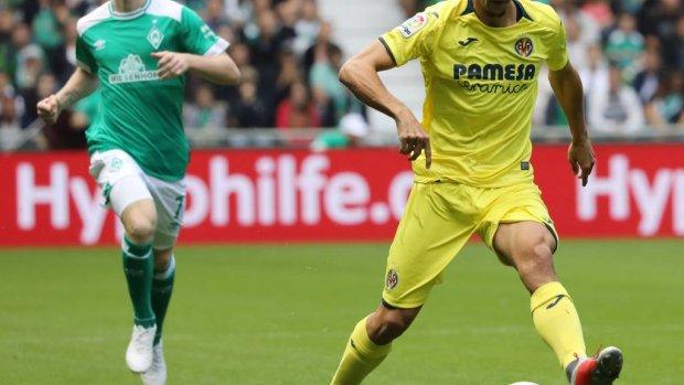 Valencia huurt Tsjerysjev van Villarreal