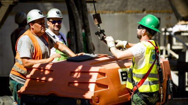 Rek bouw lijkt eruit: aantal afgegeven vergunningen fors gedaald