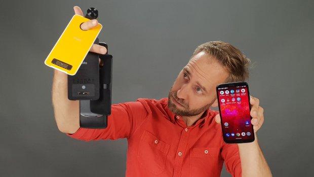 Getest: Moto Z3 Play is de meest eigenwijze telefoon van 2018
