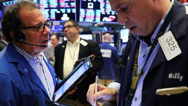 Forse klappen op de aandelenbeurzen, vooral bij techbedrijven