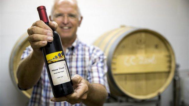 Meer Nederlandse boeren telen wijndruiven