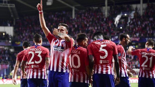 Atletico Madrid verovert Europese Supercup door zege op Real