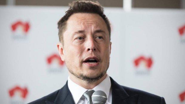 'Tesla-topman weer voorbarig met tweet'