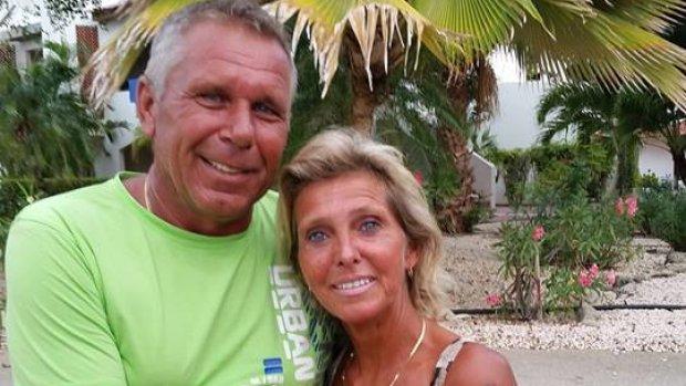 Hans en Karin uit Ik Vertrek hebben eindelijk hun golfbaan