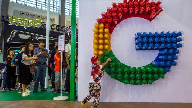 Google-medewerkers balen van China-plan