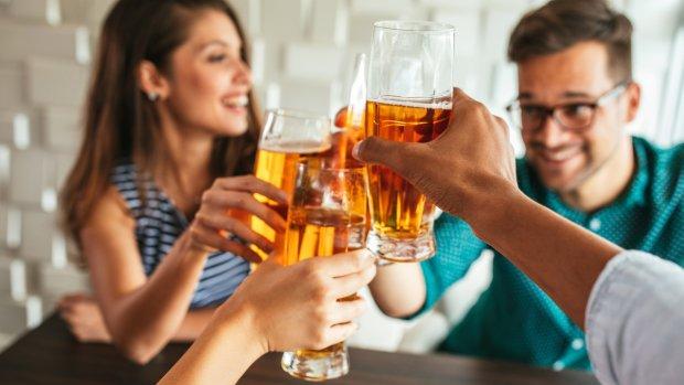 Tandarts deelt schokkende foto's effect alcohol