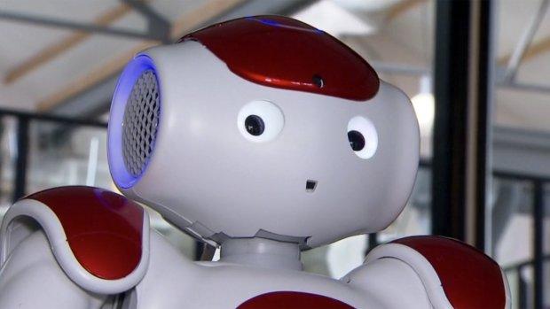 Robots op Lowlands raden gebaren van bezoekers