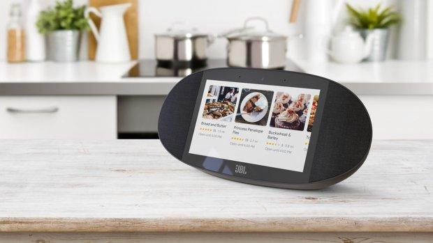 'Google komt met eigen slimme speaker met scherm'