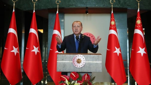 Beroerd vooruitzicht voor Turkije: 'Beleid Erdogan economisch risico'