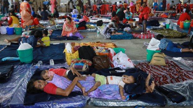 350 doden door overstromingen India