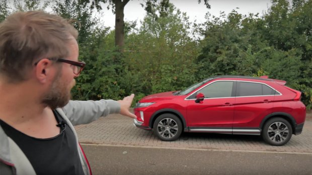 Duurtest: Mitsubishi Eclipse Cross is eigenzinnig