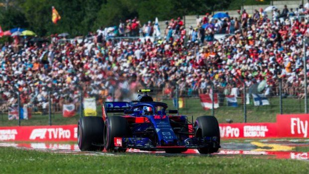 Max Verstappen krijgt Gasly als nieuwe teamgenoot