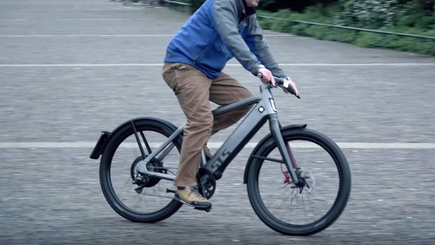 'Opgevoerde e-bikes zijn levensgevaarlijk'