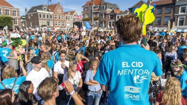 Vrouwen in de meerderheid in veel studentensteden (maar niet in Delft)