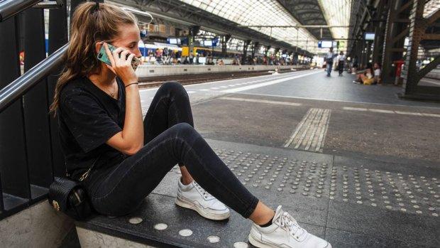 Vlucht gemist door treinstoring is domme pech