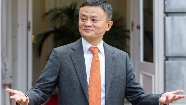 Omzet webwinkelgigant Alibaba schiet omhoog met 61 procent