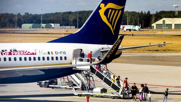 Opletten: Ryanair rekent extra voor koffer als handbagage