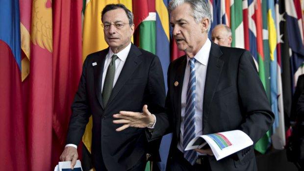 Centrale bankiers in Jackson Hole voor jaarlijkse heisessie