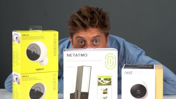 De drie beste camera's voor je smarthome