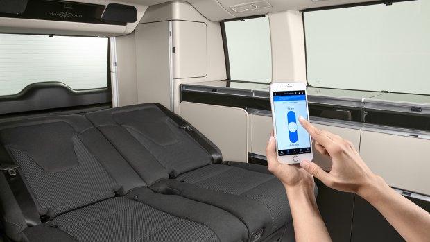 Mercedes toont campers met waterstof en stembediening