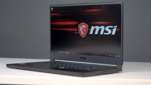 Bright Stuff: MSI GS65 Stealth Thin