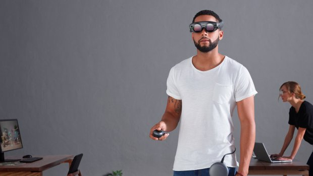 Oculus-oprichter: Magic Leap is 'trieste bende'
