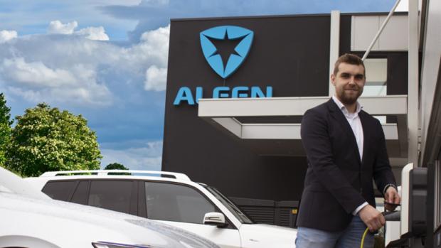 Niemand kent beursknaller Alfen, maar we kunnen niet zonder hun transformatorhuisjes